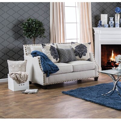 Mercer41 Yates Sloped Loveseat
