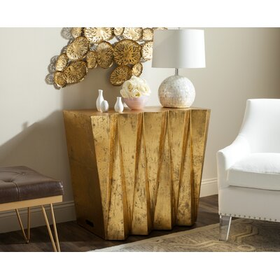Mercer41 Lesher Hex Console Table