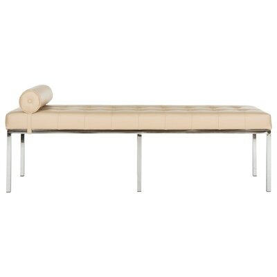 Mercer41 Warnant Upholstered Bedroom Bench