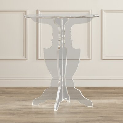 Mercer41 Bristol Acrylic End Table