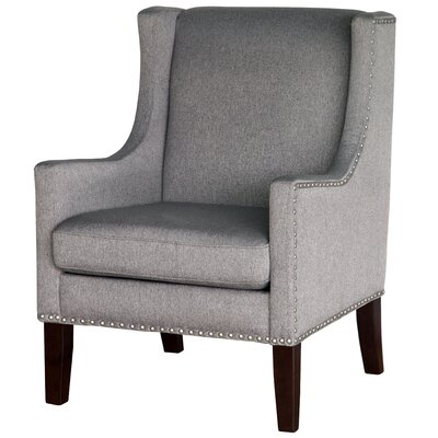 Mercer41 Wingback Chair