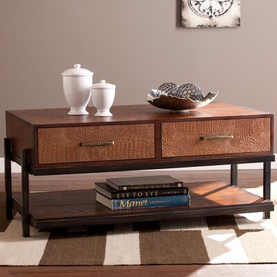 Three Posts Burrell Coffee Table