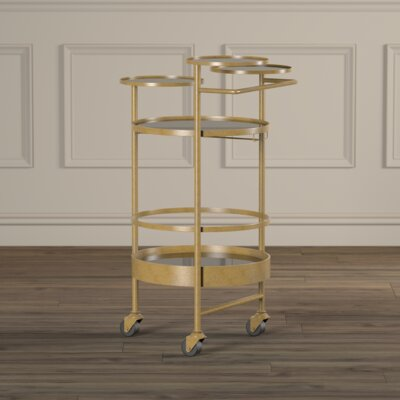 IMAX Beth Kushnick Bar Cart