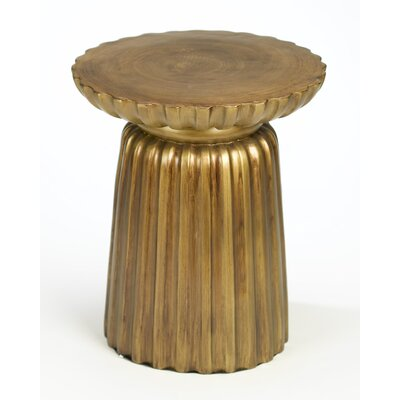 Mercer41 Halesworth Pedestal End Table