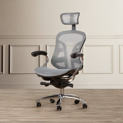 Mercer41 Lage High-Back Task Chair with Arms