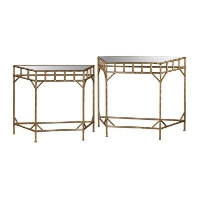Mercer41 2 Piece Console Tables