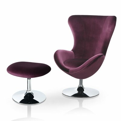 Mercer41 Lytham Contemporary Chair and Ot..
