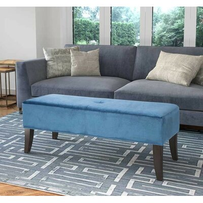 Mercer41 Rugeley Upholstered Bedroom Bench