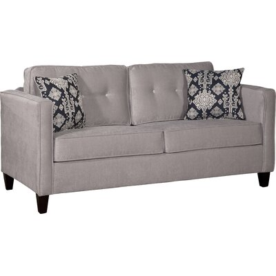 "Mercer41 Serta Upholstery Mansfield 72"" Sleeper Loveseat & Reviews"
