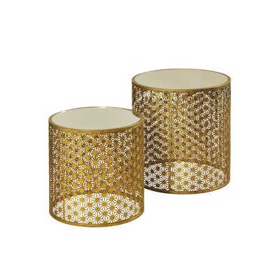 Mercer41 Bechet 2 Piece Nesting Tables
