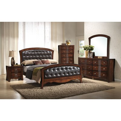 Picket House Furnishings Jenny Panel Customizable Bedroom Set