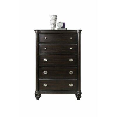 Darby Home Co Chapman 5 Drawer Chest