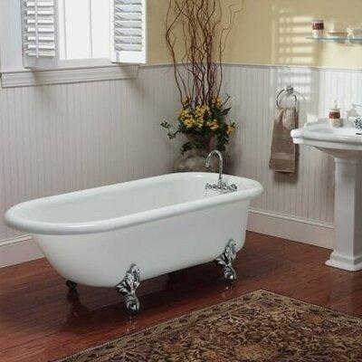 Restoria bathtub company regent 60 x 30 bathtub wayfair for A table restoria
