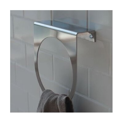 Britton Bathrooms Wall Mounted Stainless Steel Towel Ring