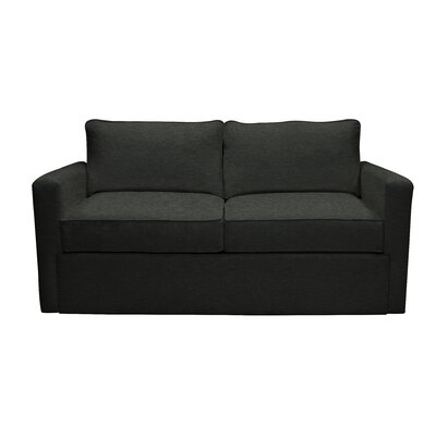 Simplicity Sofas Christy Quick Assembly Full Sleeper Sofa
