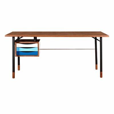NyeKoncept Soren 3 Drawer Writing Desk