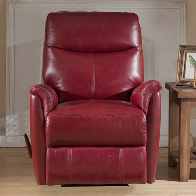 Amax Napa Leather Recliner