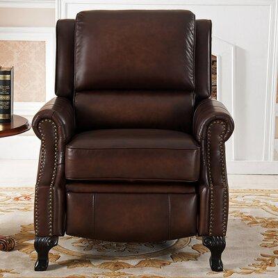 Amax Princeton Top Grain Leather Pushback..
