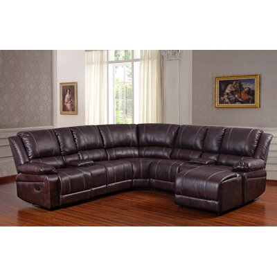 Living In Style Saratoga Sectional