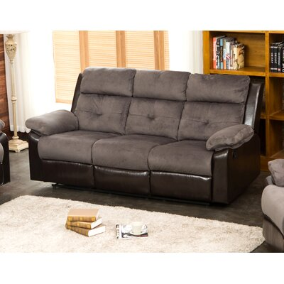Living In Style Sherry Reclining Sofa