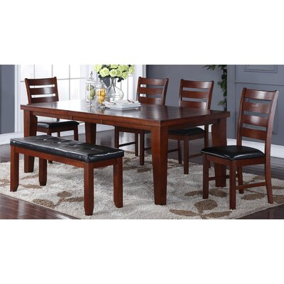 Living In Style 6 Piece Dining Set