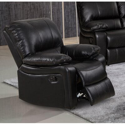 Living In Style Layla Breathing Leather Recliner