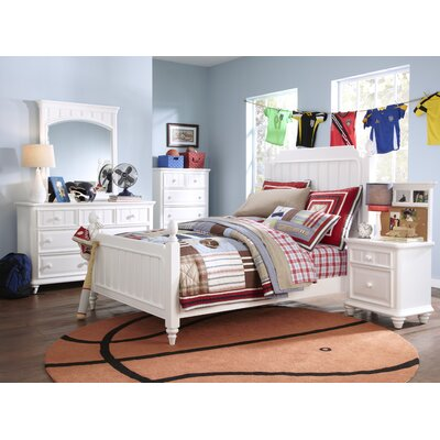 Samuel Lawrence Summer Time Panel Customizable Bedroom Set