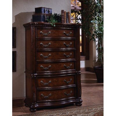 Samuel Lawrence San Marino 6 Drawer Chest
