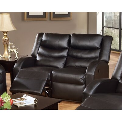 Infini Furnishings Noah Reclining Loveseat