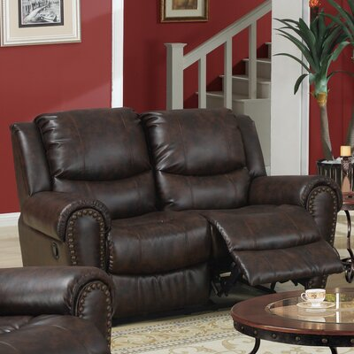 Infini Furnishings William Reclining Loveseat
