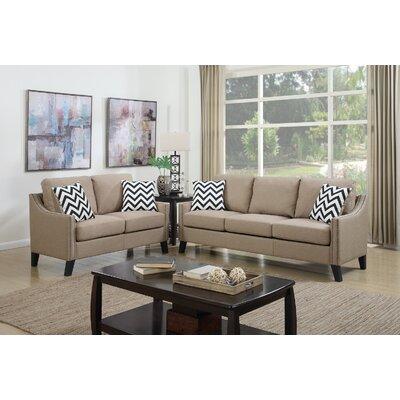 Infini Furnishings Sofa and Loveseat Set
