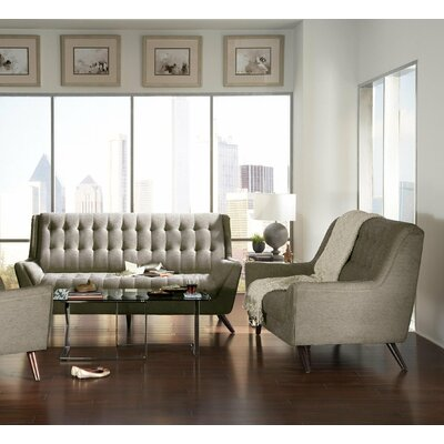 Infini Furnishings Kaden Sofa and Loveseat Set