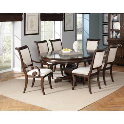 Infini Furnishings Lyon 7 Piece Dining Set