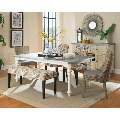Infini Furnishings Toulouse 6 Piece Dining Set