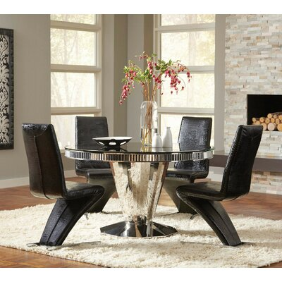 Infini Furnishings Fellini 5 Piece Dining..