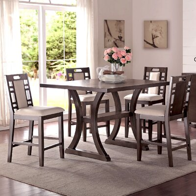 Infini Furnishings Alison 5 Piece Coun..