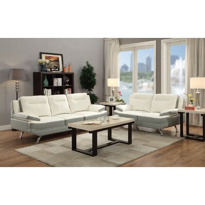 Infini Furnishings Bayhill Sofa and Loveseat Set