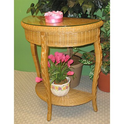 Wicker Warehouse Charleston Console Table