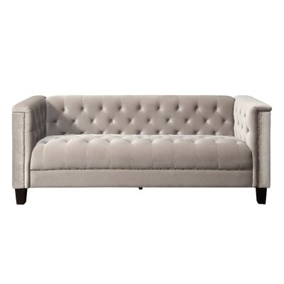 iNSTANT HOME Rosemary Tufted Sofa