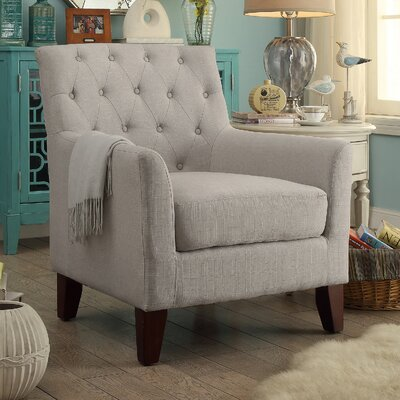 iNSTANT HOME Clara Tufted Armchair