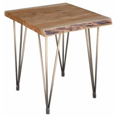 Teva Furniture Wooden Freeform End Table