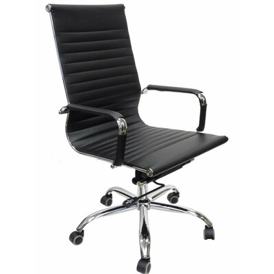 Homessity High-Back Leather Executive Off..