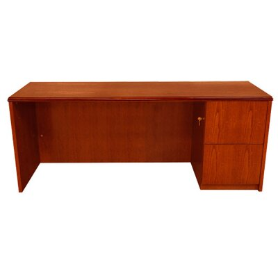 Carmel Furniture Waterfall Series Executive Desk