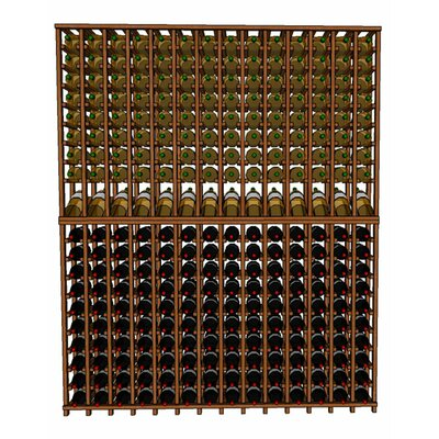 Wineracks.com Premium Cellar Series 280 Bottle Floor Wine Rack