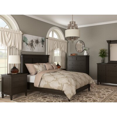 Canora Grey Causey Park Platform Customizable Bedroom Set