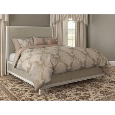 Canora Grey Causey Park Upholstered Panel Bed