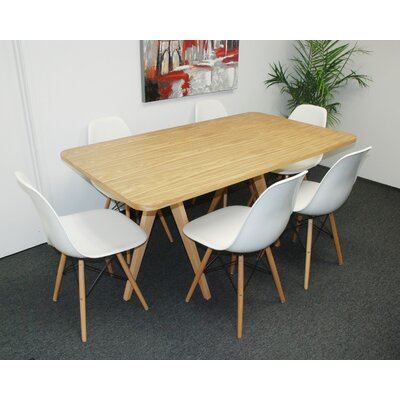 Mod Made Twin Tower Dining Table