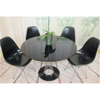 Mod Made Twist 5 Piece Dining Set