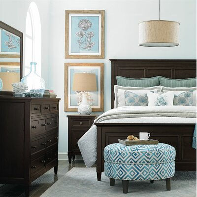 Rosecliff Heights Eldridge Panel Customizable Bedroom Set
