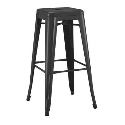 Design Lab MN Dreux Steel Barstool (Set of 4) (Set of 4)